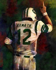 buy popular 47da0 55632 781 Best Joe Namath images in 2018 | Joe namath, Football, Nfl