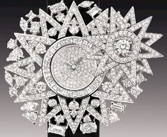 Chanel Joaillerie Spring 2012 celebrates 80th Anniversary with vintage theme | millionaire toys global