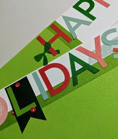 #CTMHHolly Jolly layout peek on MaryGunnFunn.com for the November FUNN University scrapbook lab.