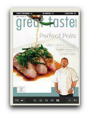 Great Taste Mag featuring B. toffee
