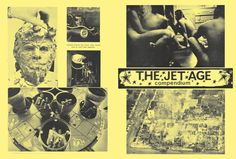 Eduardo Paolozzi  Why We Are In Vietnam, Ambit 40, 1969