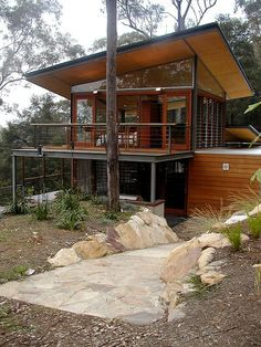 Mountain Home with Increased Comfort in Australia | Flickr - Photo Sharing!