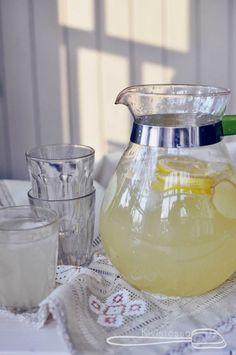 Ginger Lemonade - Kivistössä Foodblog www.kivistossa.com