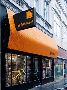 Ideas exterior design shop signs for 2020 Café Exterior, Exterior Signage, Design Exterior, House Paint Exterior, Facade Design, Cafe Signage, Shop Signage, Outdoor Signage, Signage Design