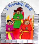 Shadrach, Meshach and Abednego activities