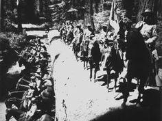 Buffalo Soldiers - Yosemite National Park (U.S. National Park Service)