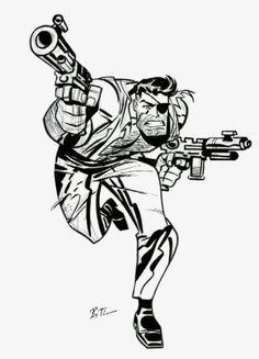 Comic Book Artists, Comic Artist, Comic Books Art, Marvel Comics, Marvel Comic Universe, Bruce Timm, Nick Fury, Jack Kirby, Avengers