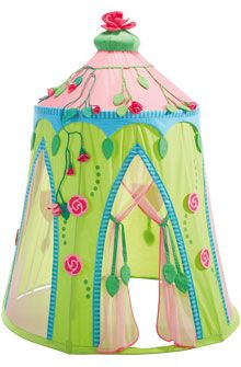 HABA - Erfinder für Kinder - Play tent Rose Fairy - Swing seats + Room tents - Children's room - Toys & Furniture