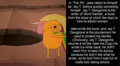 Adventure Time Theory - Jake