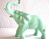 Ollie the Elephant in mint