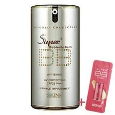 SKIN79 Super+ Beblesh Balm BB Cream VIP Gold (Gold Label) 40g   As recommended by Dr. Oz