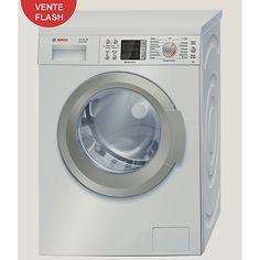 Lave linge Front BOSCH WAQ24483FF prix Vente Flash Lave linge Camif 549.00 € TTC au lieu de 599 €