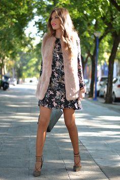 FLORAL DRESS – Mi Aventura Con La Moda