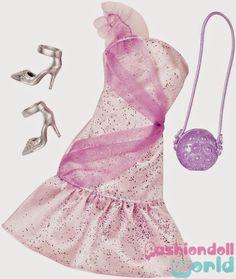 Barbie Fashion Packs (Fashion with Accessories) 2015