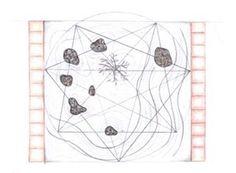 Afbeeldingsresultaat voor японский сад расположение камней