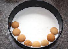 Smotanová torta, Torty, Nepečené zákusky, recept | Naničmama.sk Hana, Breakfast, Morning Coffee