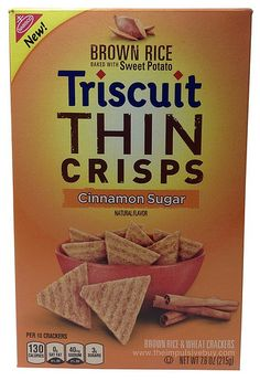 ... cinnamon honey wheat thins recipes dishmaps cinnamon honey wheat thins