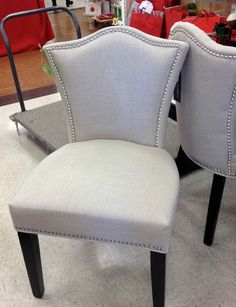 Ordinaire HomeGoods_Cynthia_Rowley_Dining_Chairs Good To Use For Office Chair