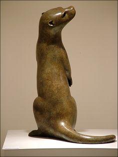 Otter  - Ian Edwards Studios