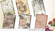 ATC Be Kind To Yourself
