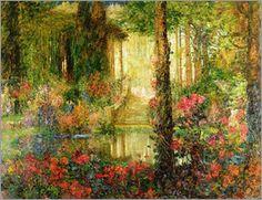 Thomas Edwin Mostyn - Der Garten der Verzauberung