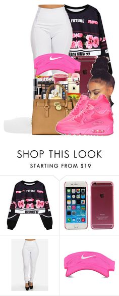 """."" by ray-royals ❤ liked on Polyvore featuring Nike Golf and NIKE"