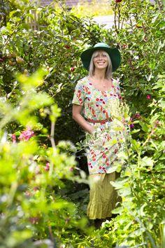 Gudrun Sjödéns Sommerkollektion 2014 - Unsere herrliche farbenfrohe Tunika…