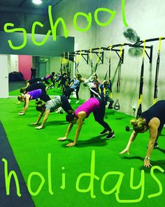 Holidays are almost over!!! We have kids fitness classes in @absonfitness_ellenbrook Wednesday afternoons at 3:00pm & 3:45pm A different way to encourage kids to put down their devices try something new and move more. #ellenbrook Register your interest - http://ift.tt/2kiv2EO. . . . #Eat #Train #Love #trx #winter #absonfitness #abson #absonmethod #abs #fitness #fit #fitspo #personaltrainer #pt #groupfitness #getfit #active #workout #exercise #community #motivation #inspiration #health…