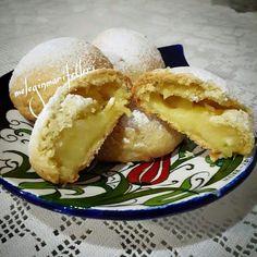Limon soslu kurabiye