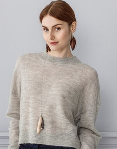 Aarikka represents unique Nordic design since The company makes wood jewellery and home products out of natural materials. Minimalist Lifestyle, Nordic Design, Mothers, Men Sweater, Turtle Neck, Pullover, Unique, Sweaters, Collection