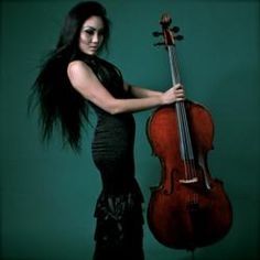 Tina Guo. Best Cello player. Ever. The end.