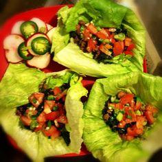 Spicy HCG Tacos