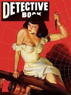 in so many words...: More Great Vintage Pulp Detective Covers