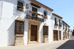 Traditional Spanish casa