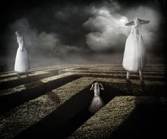 With Eyes Closed… - 35 Creative Surreal Photo Manipulations  <3 <3