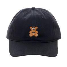 brand new 52c14 7fa4d Freddy S, Dad Hats, Five Nights At Freddy s, Snapback, Baseball Hats, Swag,  Workshop, Campaign, Baseball Caps