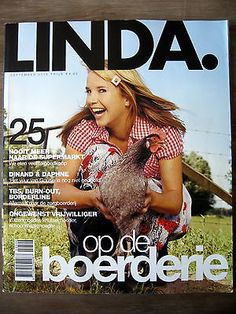 LINDA.25 9/2006 Dinand Woesthoff|Yvon Jaspers|Leopold Witte|Angela Groothuizen