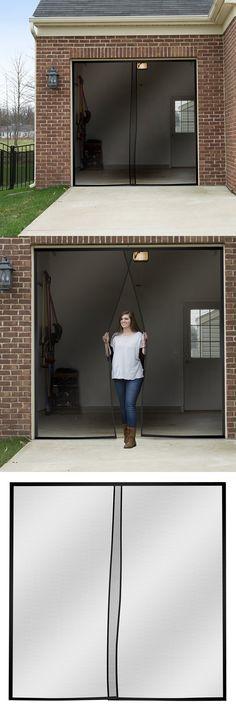 Other Window Accessories 180114 Garage Door Screen Magnetic 114x90