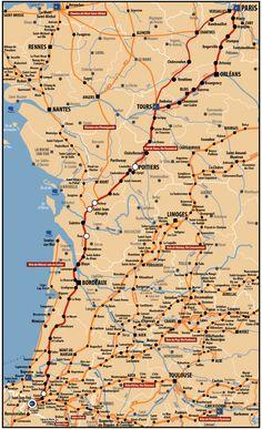 ACIR - Itineraires | ACIR Compostelle