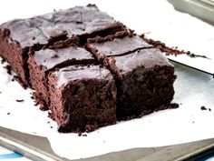 Not sure about gluten free flours then you must try this Flourless Brownie recipe! As you know, I try to eat mostly grain free when it comes to desserts. We ...