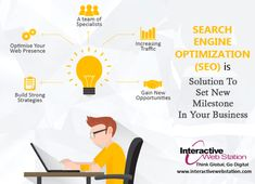 Interactive Webstation is a vadodara based professional seo company offering top organic seo services for businesses that want quick surge in traffic & online sales. Seo Services Company, Best Seo Services, Best Seo Company, Web Business, Search Engine Marketing, Search Engine Optimization, A Team, Content, Writing