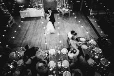 Love this first dance photo by Bethany & Dan Photography