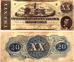 Alexander Hamilton Stephens on the 20 note.