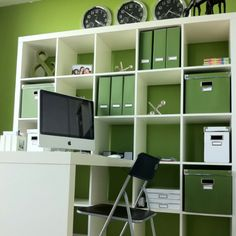 Expedit in office