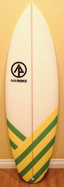Paragon Surfboards Hobgoblin