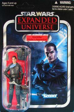 Starkiller the Force Unleashed 2 Vintage.
