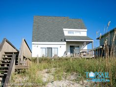 Vacation Rental Topsail Beach-N. Anderson Area Oceanfront | A SHORE THING