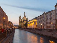 Saint-Pétersbourg, ville grandiose au charme magique : Geo.fr