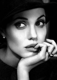 Angelina for St. John in  2006