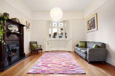 Beautiful patchwork rug -       BRUNSWICK, 10 Denman Street